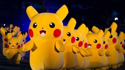 Pokémon se lance dans la musique et sort un album avec des mégastars de la chanson
