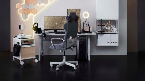 Ikea lance une collection pour gamers avec des meubles à partir de 49 euros