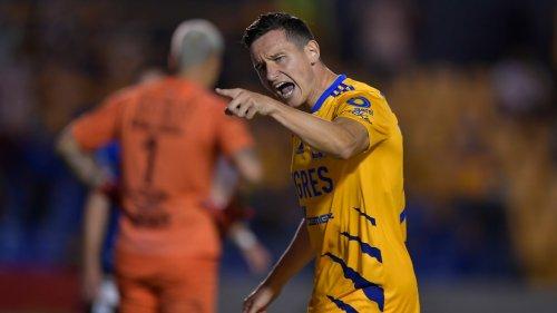 Florian Thauvin marque son premier (et très joli) but au Mexique avec les Tigres de Monterrey