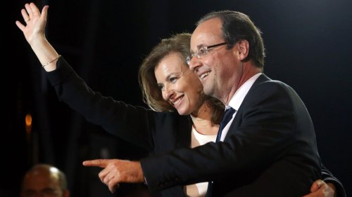 Valérie Trierweiler revient sur la consommation d'alcool de l'ancien président François Hollande