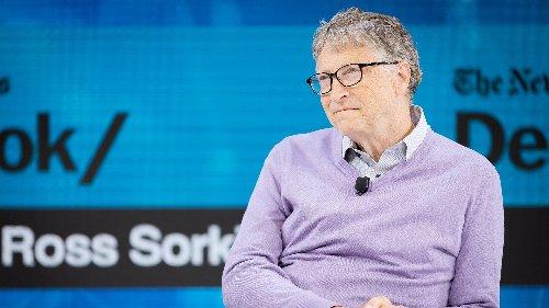 Bill Gates ne laissera pas toute sa fortune à ses enfants : où ira donc l'argent de son héritage ?