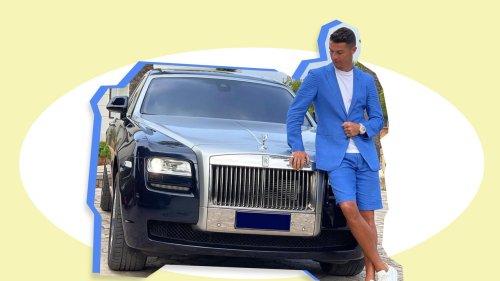 Cristiano Ronaldo et ses 5 vêtements de base pour s'habiller comme un homme riche sans dépenser d'argent