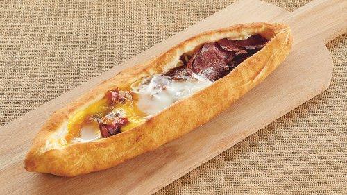 Cette recette de pain fourré du chef Musa Dağdeviren va vous faire fondre