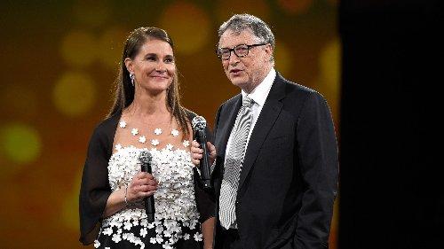Le milliardaire Bill Gates et sa femme Melinda annoncent leur divorce