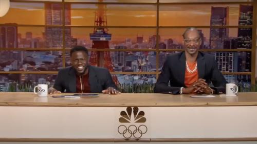 Snoop Dogg et Kevin Hart commentent l'équitation aux Jeux Olympiques et c'est hilarant