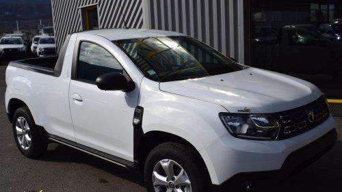 Le 4X4 Dacia Duster est maintenant disponible en pick-up