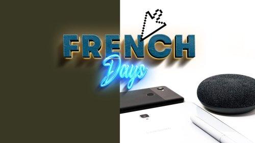 French Days 2021 : les meilleurs deals high-tech