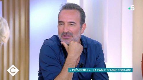 Jean Dujardin fait un énorme carton dans C à vous avec une imitation magistrale de Nicolas Sarkozy en train de se plaindre