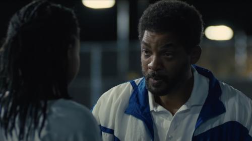 Dans King Richard, Will Smith joue le père et entraîneur intransigeant de Serena et Venus Williams