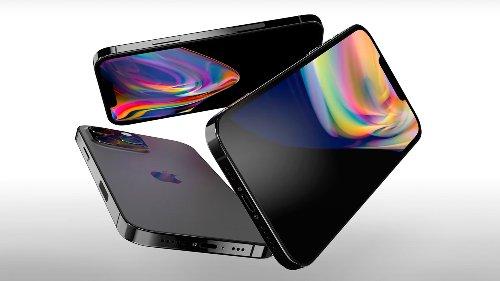 Surprise, Apple va copier Samsung pour offrir une grande nouveauté à l'iPhone 13 et c'est une excellente nouvelle