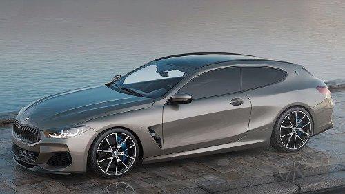 Et si BMW sortait cette sublime version de la Série 8 en shooting break ?