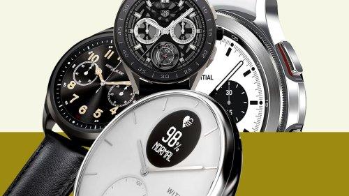 6 montres connectées (et qui n'en ont pas l'air…) à s'offrir