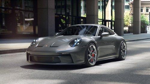 Ce détail sur la nouvelle Porsche 911 GT3 risque d'agacer les fans