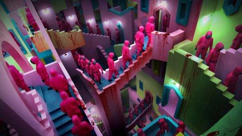 """L'endroit qui a inspiré """"Squid Game"""" est sur AirBnB (et c'est spectaculaire)"""