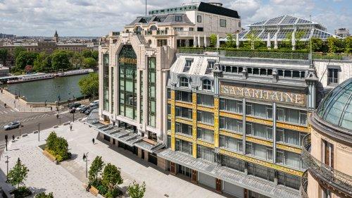 La Samaritaine va enfin rouvrir et elle pourrait bien révolutionner le shopping à Paris