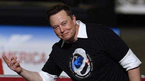 Comment Elon Musk a gagné 13 milliards en une seule semaine
