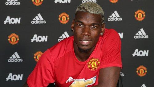 À Manchester United, Paul Pogba serait sur le point de devenir le joueur le mieux payé d'Angleterre avec près de 500.000 euros par semaine