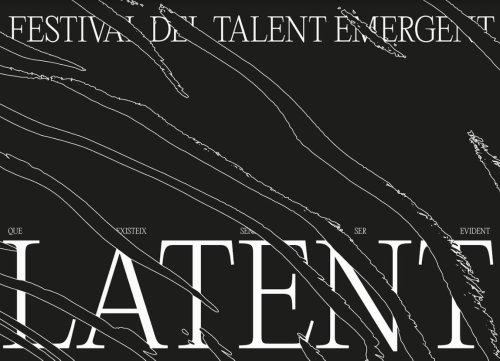 Nace Latent, el festival del diseño, la creatividad y el talento emergente