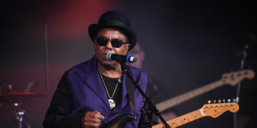 Tito Jackson On His New Blues Album 'Under Your Spell' & His Better-Late-Than-Never Solo Career