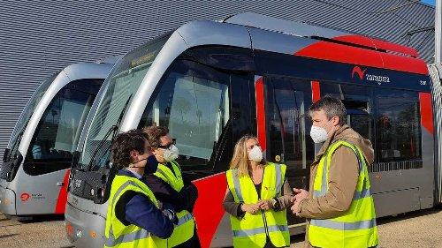 El Metro de Granada implementará el sistema de control de aforos del Tranvía de Zaragoza