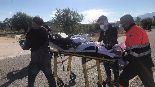 La Guardia Civil salva la vida de dos hombres intoxicados con monóxido de carbono en un pueblo de Granada