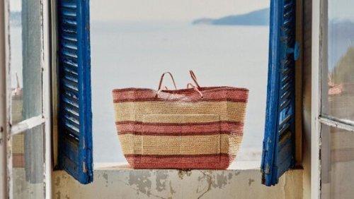 Paniers de plage : ces modèles pratiques et stylés qu'on va vouloir emporter partout