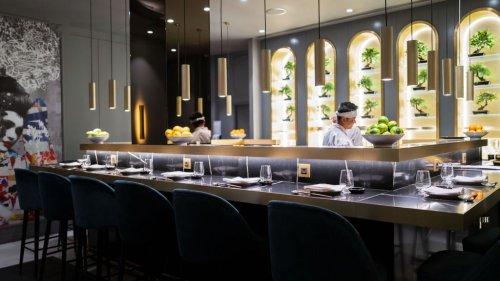 On a testé le restaurant japonais le plus stylé de Paris et spoiler alert : vos papilles n'en reviendront pas