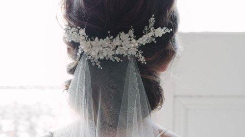 Coiffure de mariée : ces sublimes inspirations pour cheveux longs repérées sur Pinterest