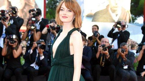 Emma Stone : 9 looks de tapis rouge dans lesquels l'actrice nous a éblouies