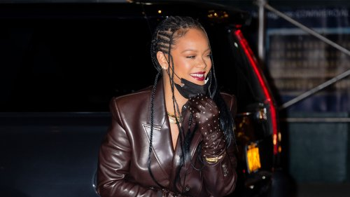 Did Rihanna Just Convince Us to Give Sheer Pants a Try? - Grazia USA