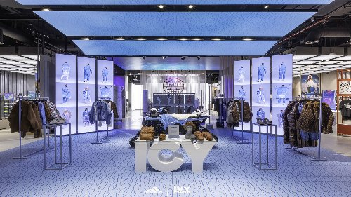 Meet The First Global Adidas Store at The Dubai Mall - Grazia Middle East