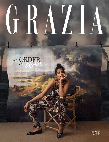 GRAZIA Homepage - Grazia