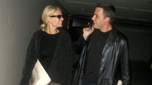 Gwyneth Paltrow Responds To A Meme Of Her With Ex-Boyfriend Ben Affleck