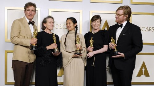 Every Winner From The 2021 Oscars - Grazia USA
