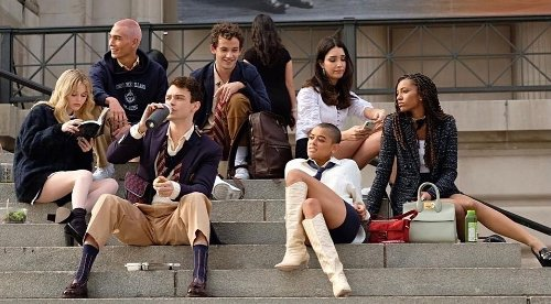 HOW THE GOSSIP GIRL REBOOT IS REFLECTING THE VOICE OF A NEW GENERATION - Grazia Middle East