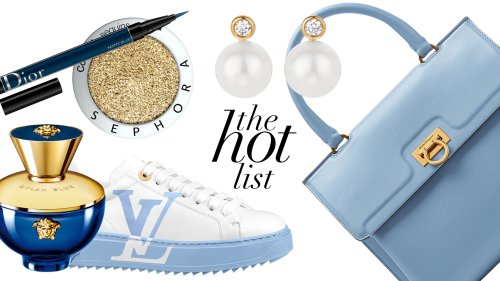 The GRAZIA Hot List: That's Why They Call It The Blues - Grazia