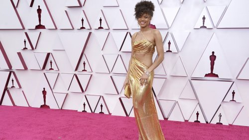 The Best Looks From The 2021 Oscars Red Carpet - Grazia USA