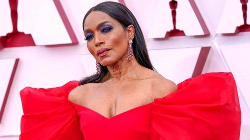 Oscars 2021: How to Recreate Angela Bassett's Blue Eyeshadow - Grazia
