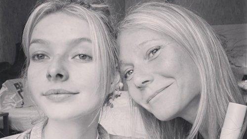 Gwyneth Paltrow's Teenage Daughter Mocks Her Mum's Intensive Morning Routine On TikTok