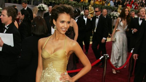 Jessica Alba On Why She Stepped Away From Acting - Grazia USA