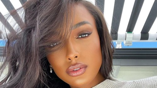 Jasmine Tookes Swears By This $6 Beauty Product For Soft, Smooth Skin