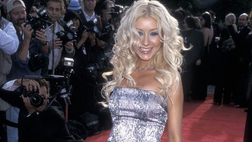 Christina Aguilera Says She Struggles To Look Back At Her Early Career - Grazia USA
