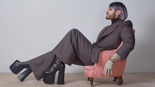 Marc Jacobs' Platform Boots Are Fashion's Next Big Archive Piece - Grazia