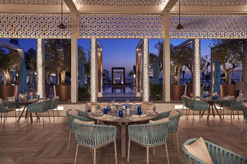 The Stay-Safe Supper Club: Drift Beach Dubai - Grazia Middle East