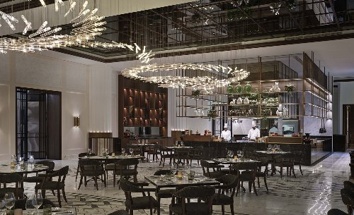 The Stay-Safe Supper Club: Brasserie Boulud - Grazia Middle East
