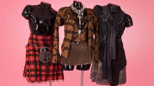 Vivienne Westwood's Iconic Kilts Arrive In Stores—Just In Time For Spring