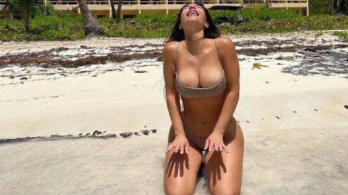 Kim Kardashian Celebrates Billionaire Status In Australian Label With Jéan
