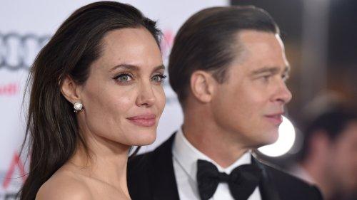 Angelina Jolie Will 'Never Forgive' Brad Pitt - GRAZIA USA