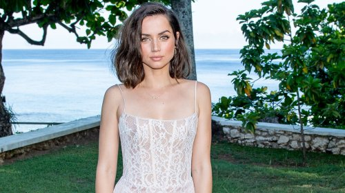 Ana de Armas Has Moved On From Ben Affleck With A New Man - Grazia