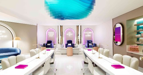 This new Dubai salon has your girls' night sorted | Grazia Middle East